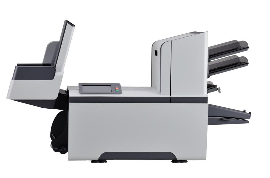 02 Kuvertiermaschine mittleres Volumen