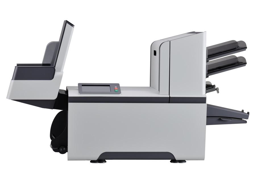 Kuvertiermaschine mittleres Volumen