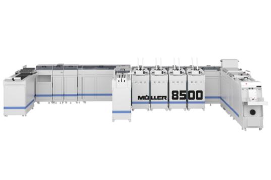 KOELLIKER Machines de mise sous pli pour la production_Müller